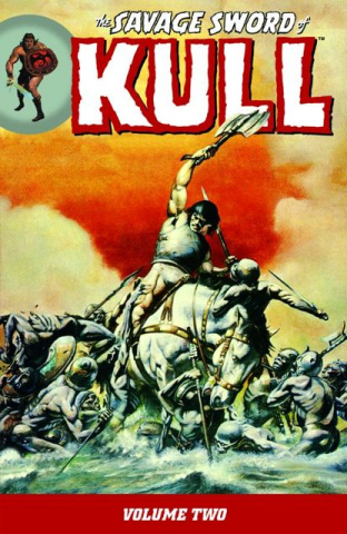 The Savage Sword of Kull Vol. 2