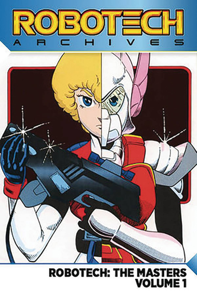 Robotech Archives: The Masters