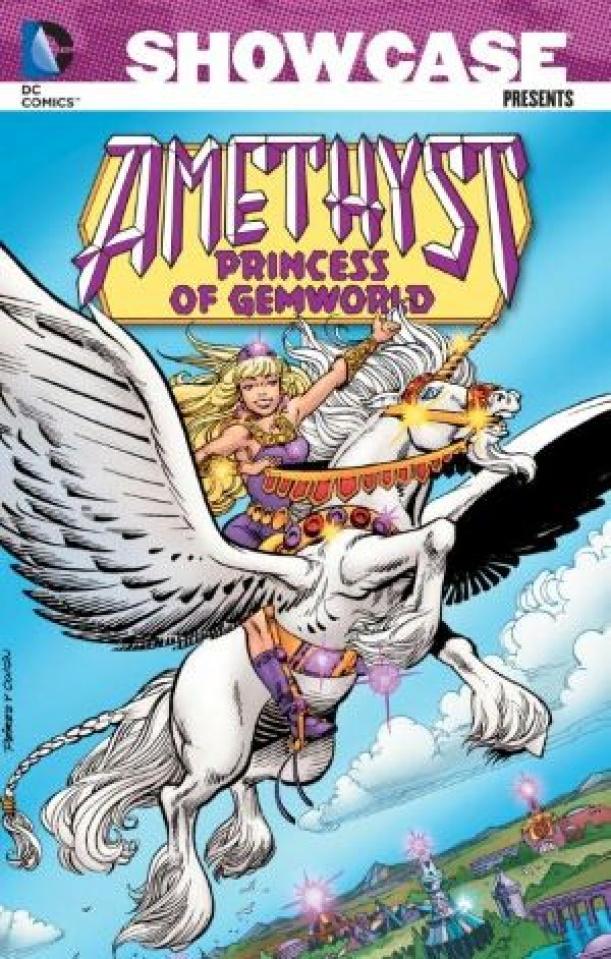 Showcase Presents: Amethsyt Vol. 1