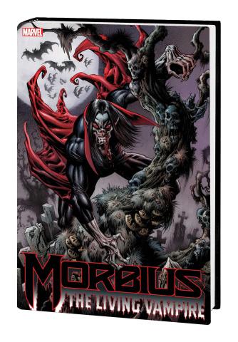 Morbius: The Living Vampire (Omnibus)