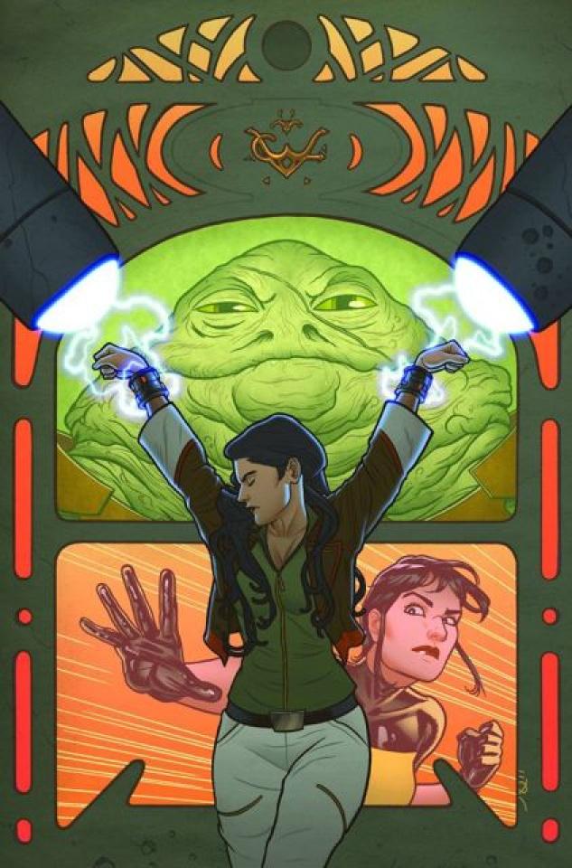 Star Wars: Knight Errant - Deluge #3