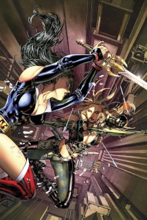 Grimm Fairy Tales: Realm War #3 (Tolibao Cover)