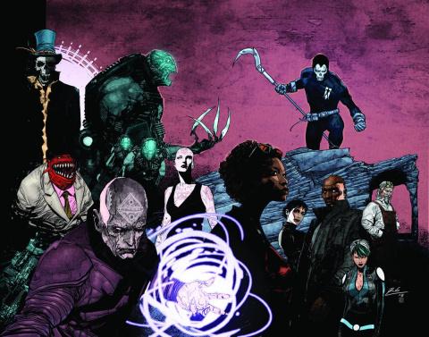 Shadowman #10 (De La Torre Cover)