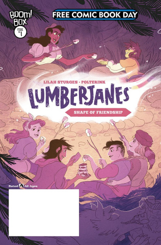 Lumberjanes: Shape Of Friendship FCBD 2019