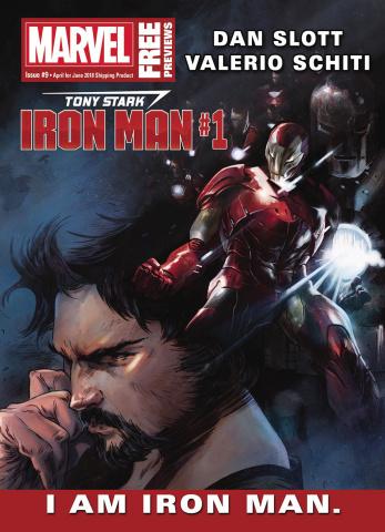 Marvel Previews #11: June 2018 Extras