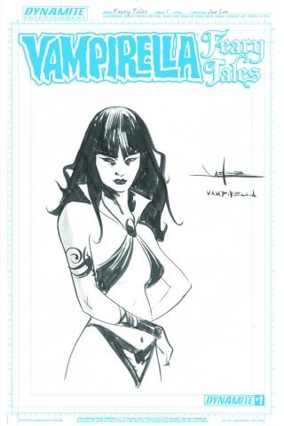 Vampirella: Feary Tales #1 (50 Copy Lee Art Cover)