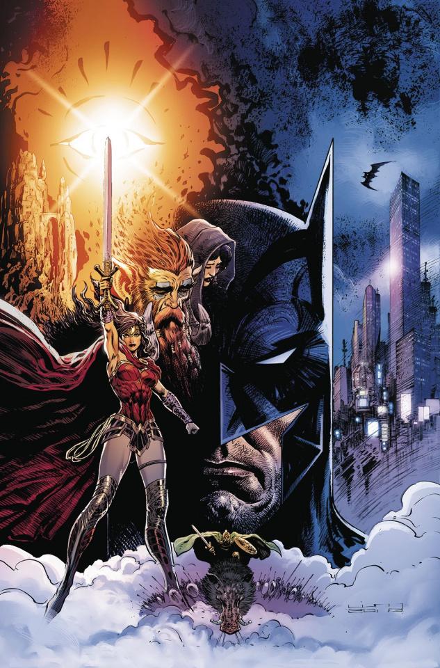 The Brave & The Bold: Batman & Wonder Woman #6
