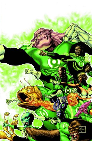 Green Lantern Corps: The Edge of Oblivion