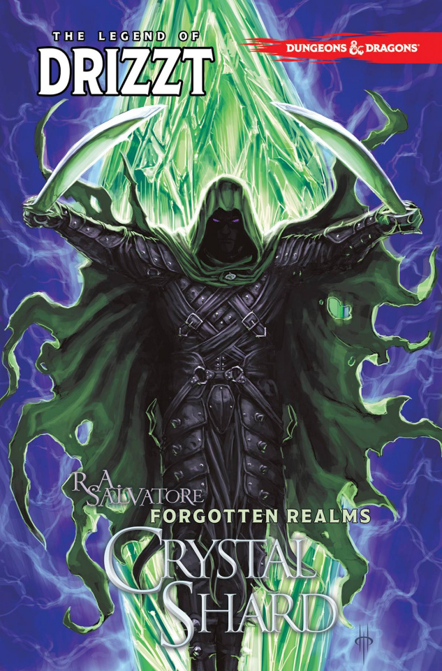 Dungeons & Dragons: The Legend of Drizzt Vol. 4: Crystal Shard