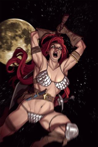 Red Sonja #22 (30 Copy Stott Virgin Cover)