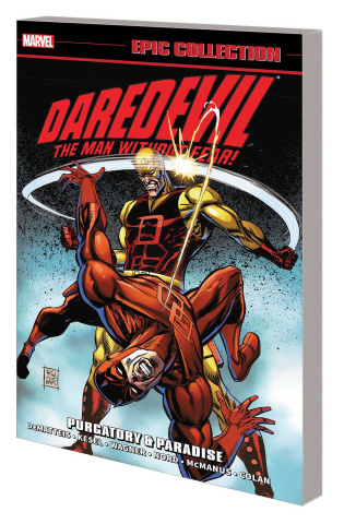 Daredevil: Purgatory & Paradise (Epic Collection)