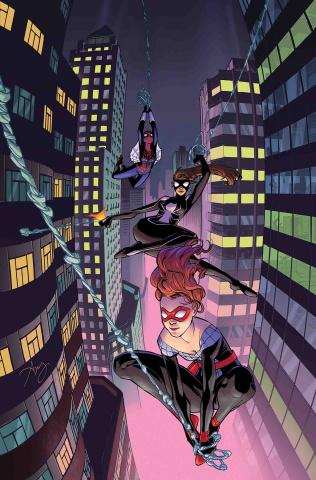 Spider-Girls #1 (Reeder Cover)