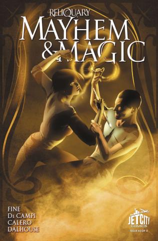 Reliquary: Mayhem & Magic #2