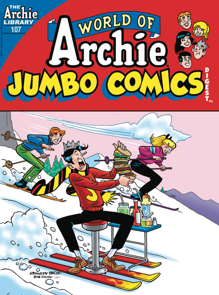 World of Archie Jumbo Comics Digest #107