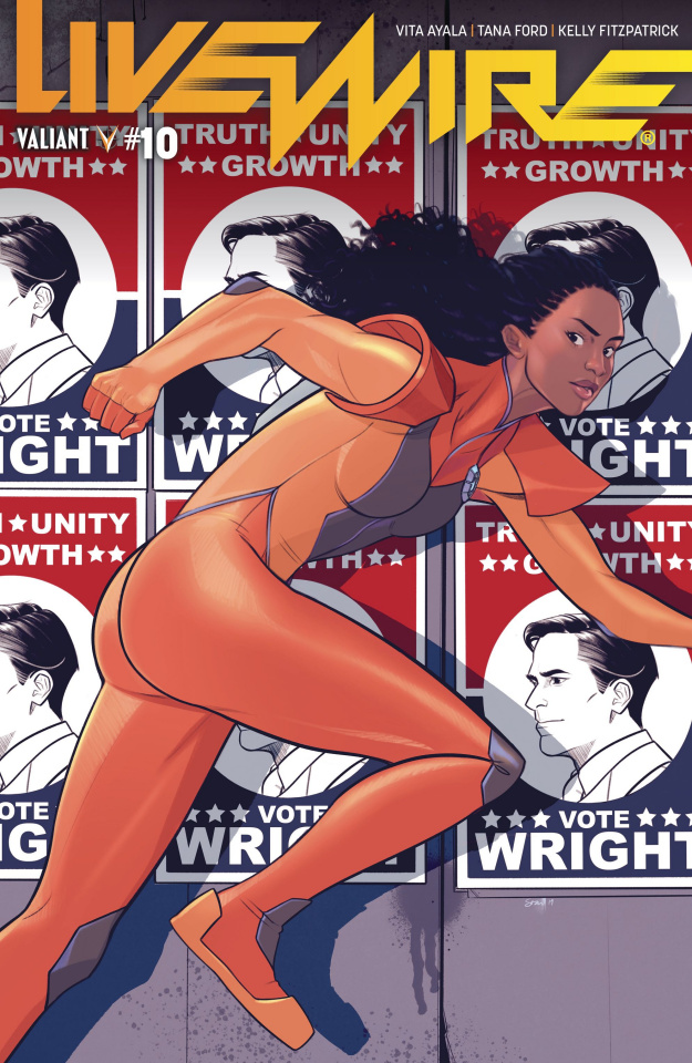 Livewire #10 (Lee Cover)