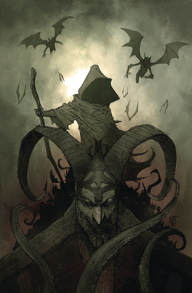 Dark Ark #6 (Jones Cover)