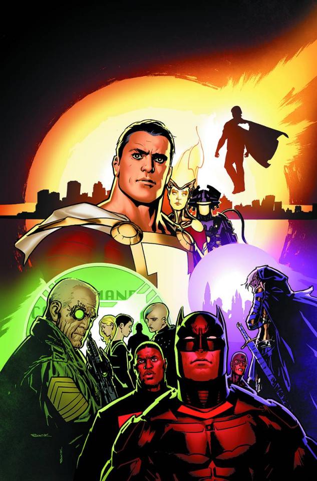 The New 52: Future's End Vol. 3