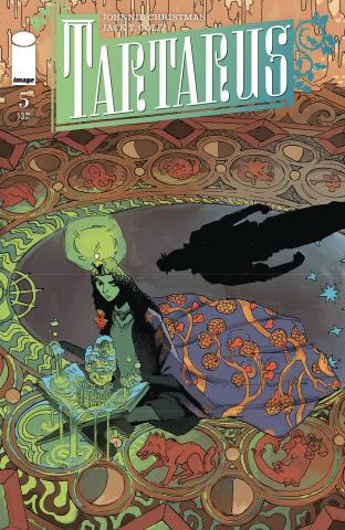 Tartarus #5 (Cole Cover)