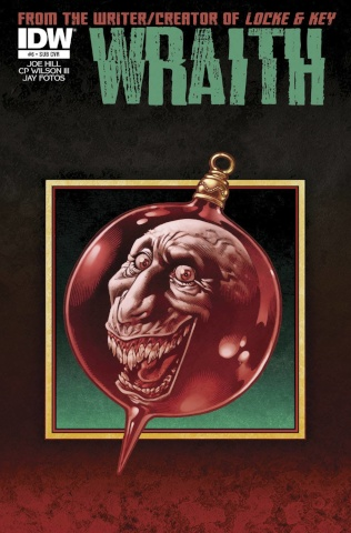 Wraith: Welcome To Christmasland #6 (Subscription Cover)