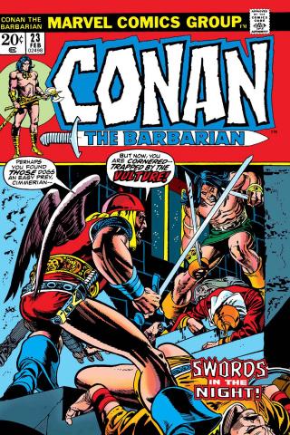 Conan: Swords in the Night #1 (True Believers)