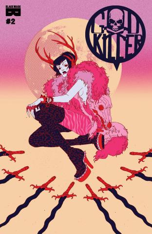 Godkiller: Tomorrow's Ashes #2 (Wieszcyk Cover)