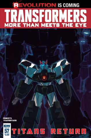 The Transformers: More Than Meets the Eye #57