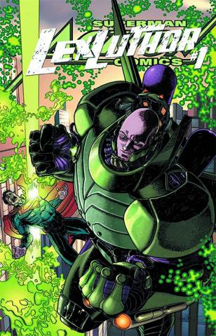 Action Comics #23.3: Lex Luthor Standard Cover