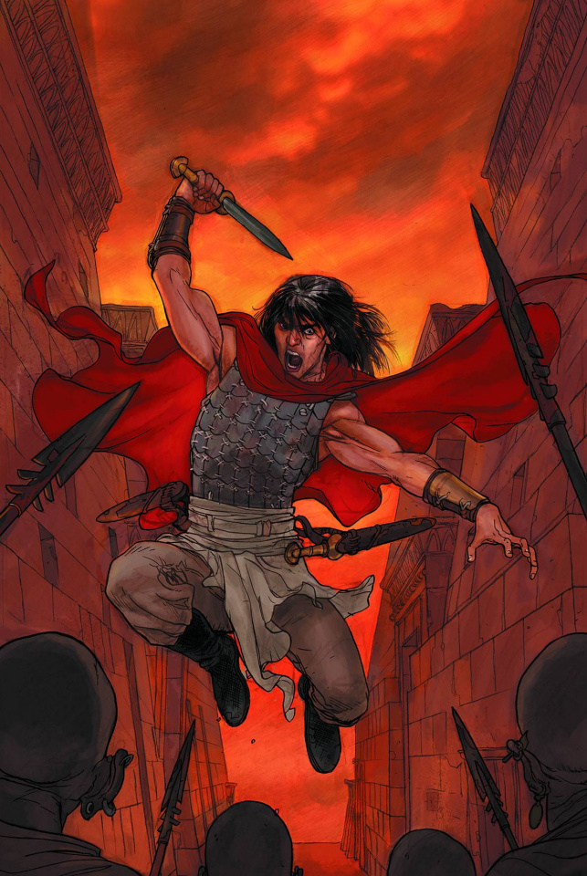 Conan the Avenger #2