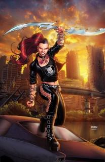 Grimm Fairy Tales: Hellchild #5