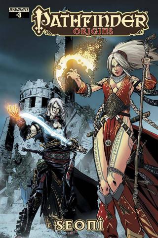 Pathfinder: Origins #3 (Garcia Cover)