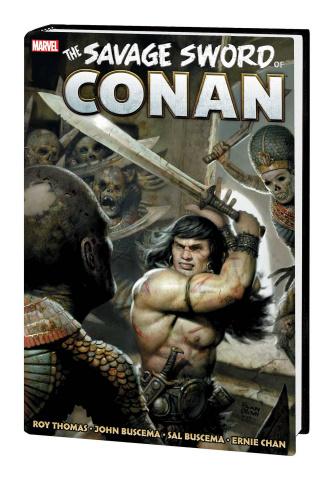 The Savage Sword of Conan: The Original Marvel Years Vol. 3 (Omnibus)