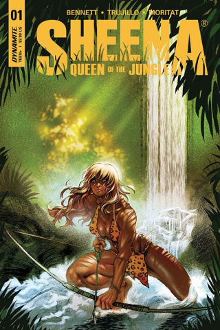 Sheena #1 (Moritat Cover)
