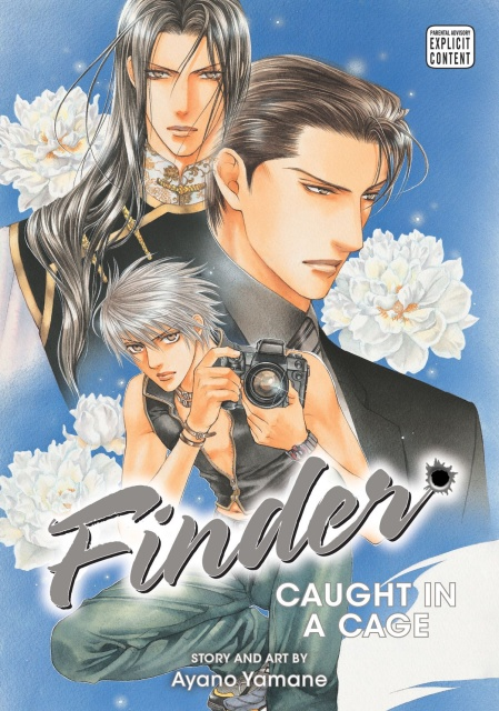 Finder Vol. 2: Caught in a Cage