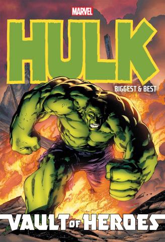 Vault of Heroes: Hulk - Biggest & Best