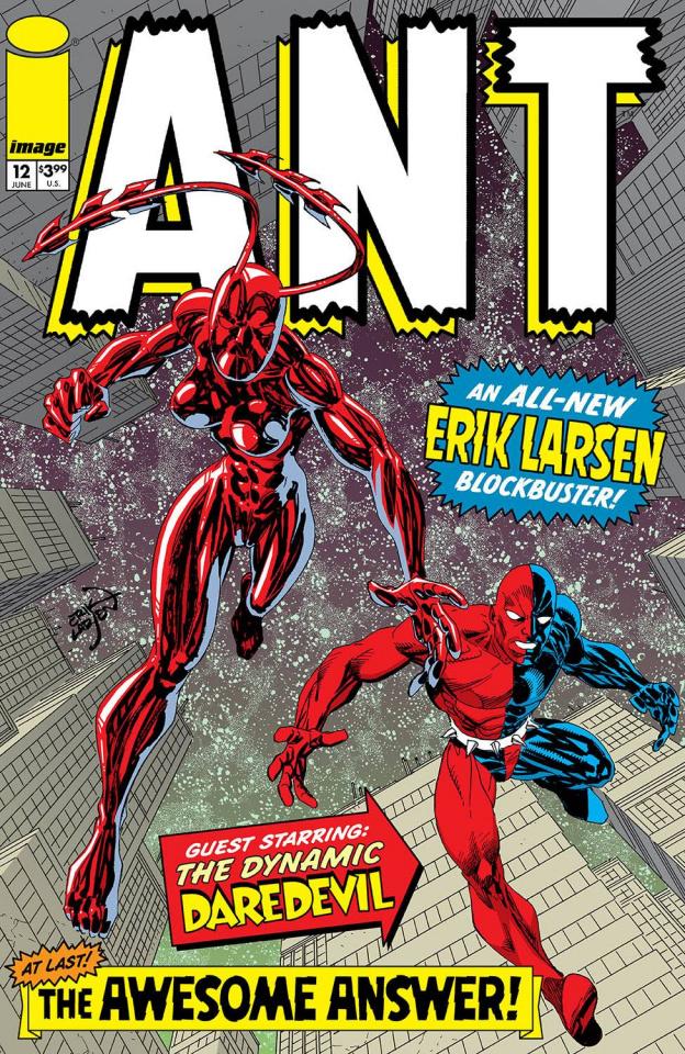 Ant #12 (Larsen Cover)