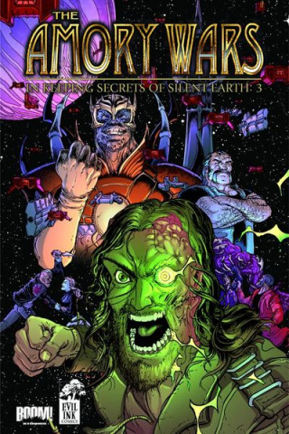 The Amory Wars: In Keeping Secrets of Silent Earth 3 Vol. 3