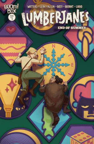 Lumberjanes: End of Summer #1 (Moulton Cover)