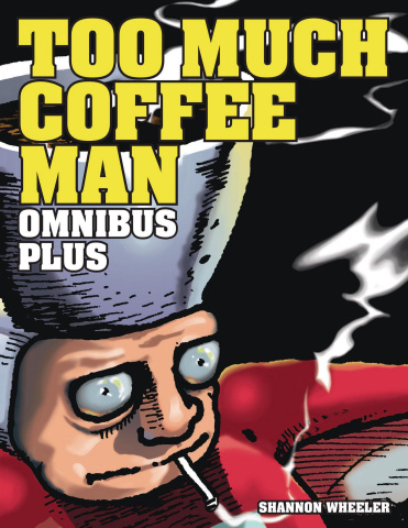 Too Much Coffee Man (Omnibus Plus)