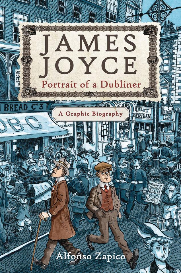 Portrait of a Dubliner: A Graphic Biography
