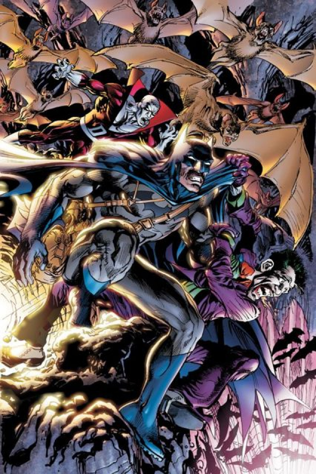 Batman: Odyssey #1
