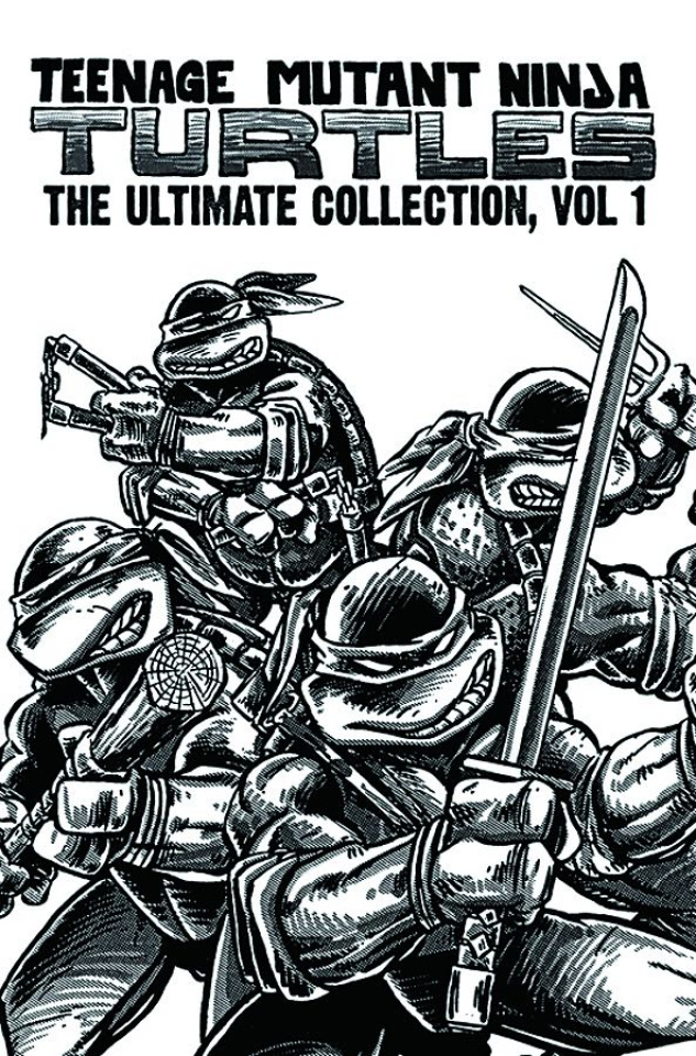 Teenage Mutant Ninja Turtles Vol. 1 (The Ultimate Collection)