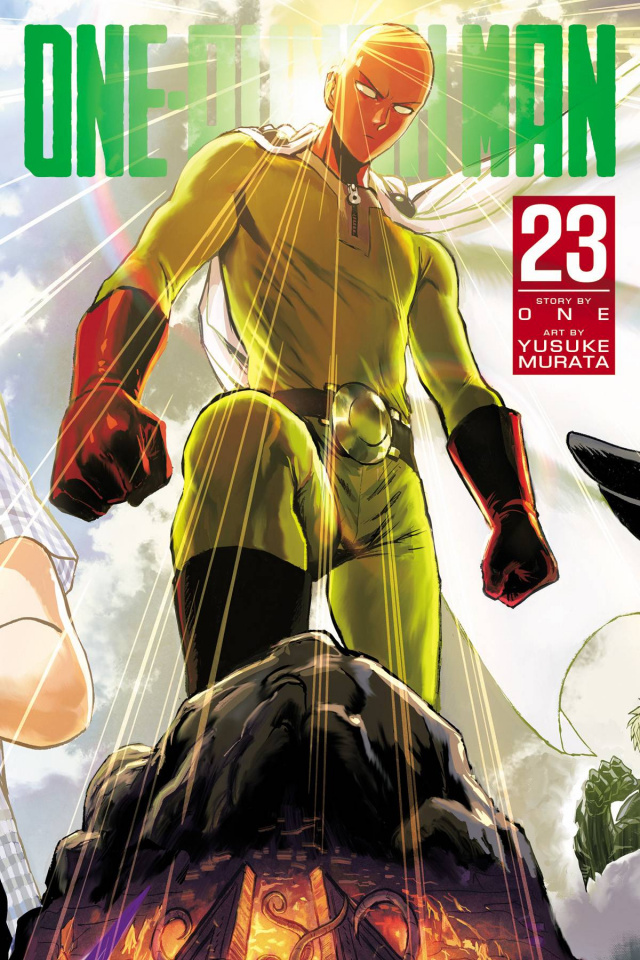 One-Punch Man Vol. 23