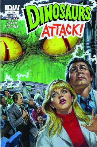 Dinosaurs Attack! #1