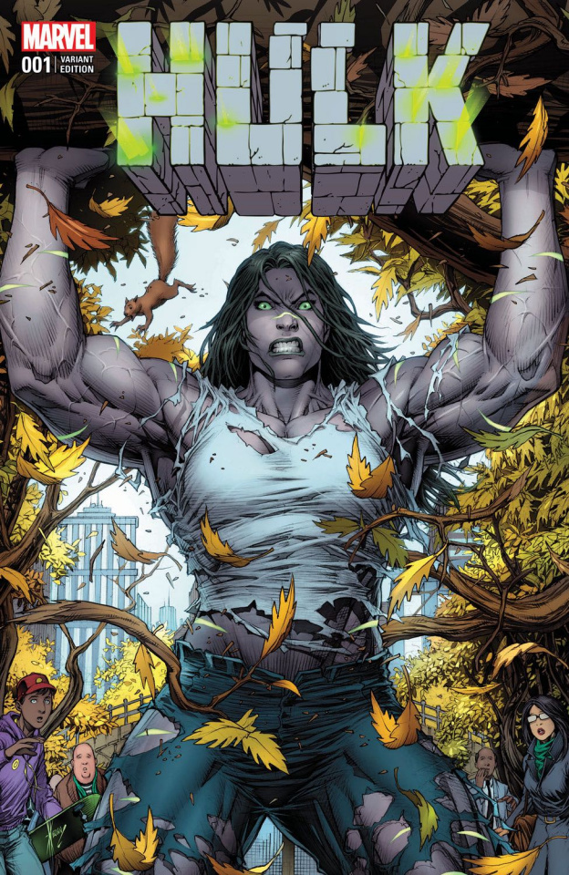 Hulk #1 (Keown Cover)
