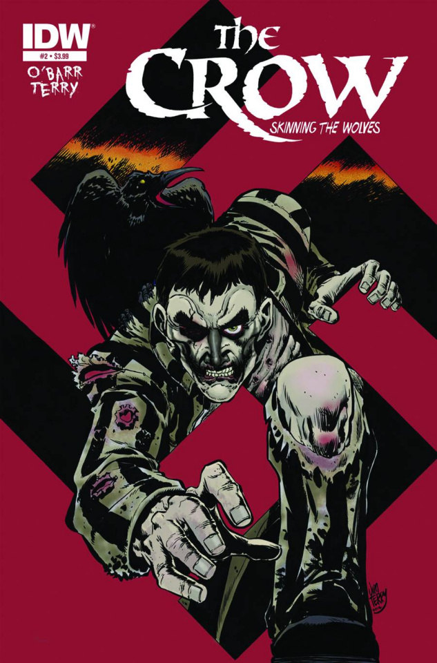 The Crow: Skinning the Wolves #2