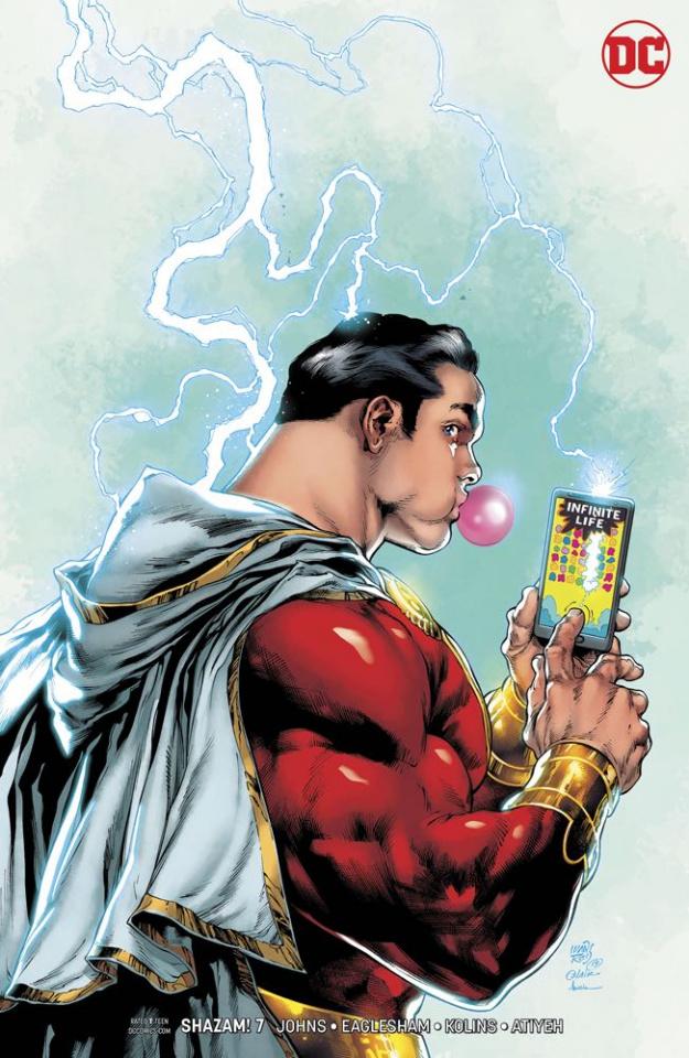 Shazam! #7 (Variant Cover)