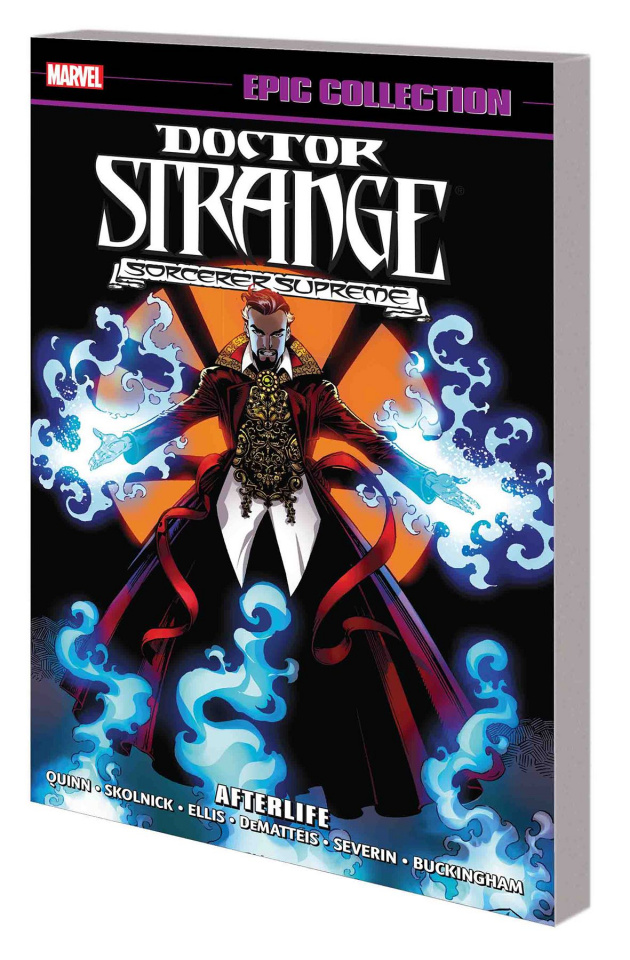 Doctor Strange: Afterlife (Epic Collection)