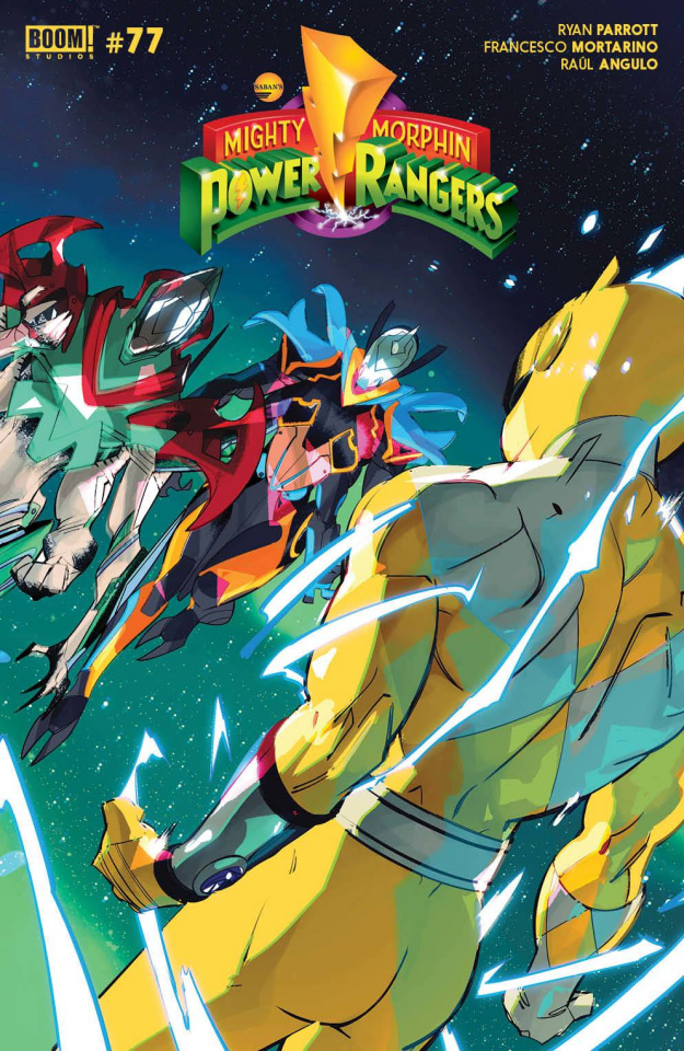 Power Rangers #11 (Legacy Di Nicuolo Cover)