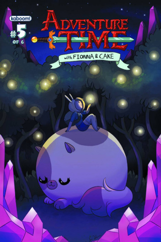 Adventure Time with Fionna & Cake #5