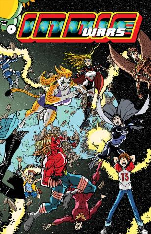Ninja High School: Indie War